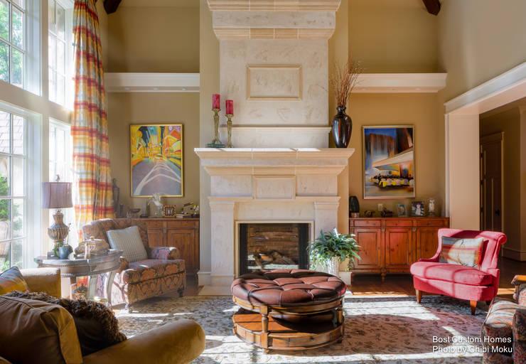 Living room by Chibi Moku