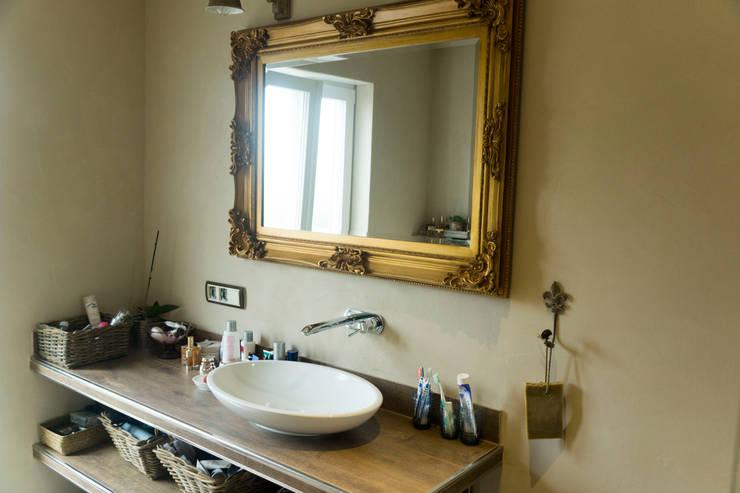 حمام تنفيذ BOOR Bäder, Fliesen, Sanitär