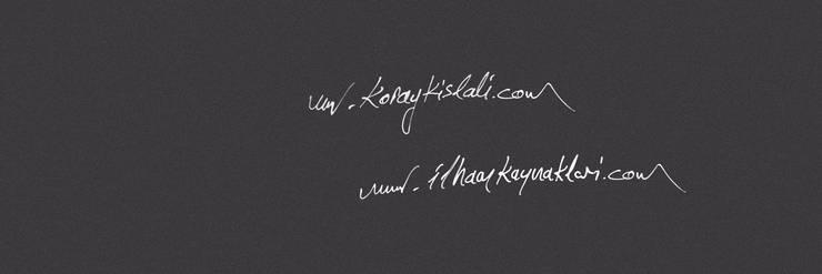 KORAY KIŞLALI – Marka Kimliği Tasarımı:  tarz
