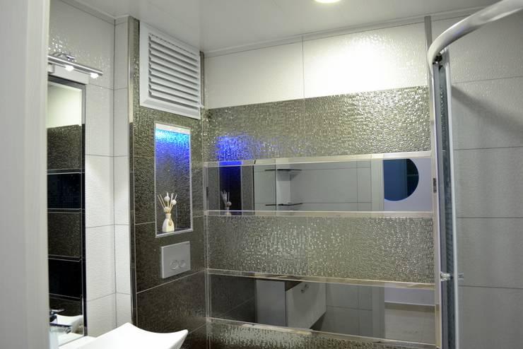Modern Bathroom by Damla Yapı Teknik Modern