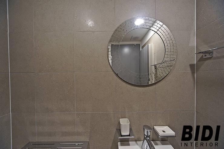 망원동 대림 아파트 : 인테리어비디의  욕실