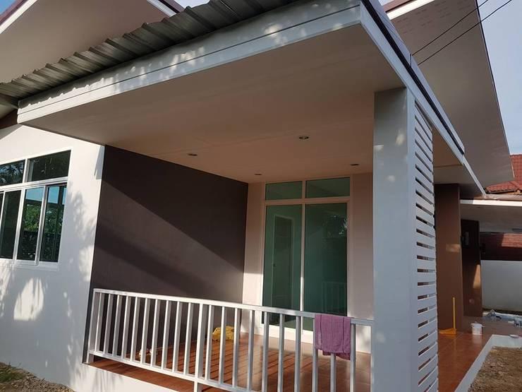 de estilo  por conhouse chiangmai