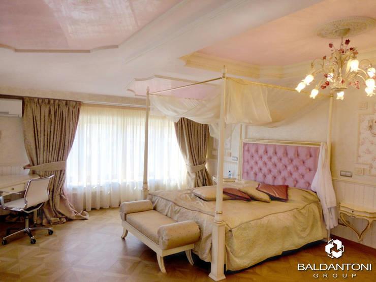 Camera Da Letto Color Rosa : Camere da letto con testiera imbottita di baldantoni group homify