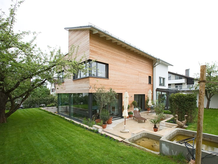 Houses by Gaus & Knödler Architekten