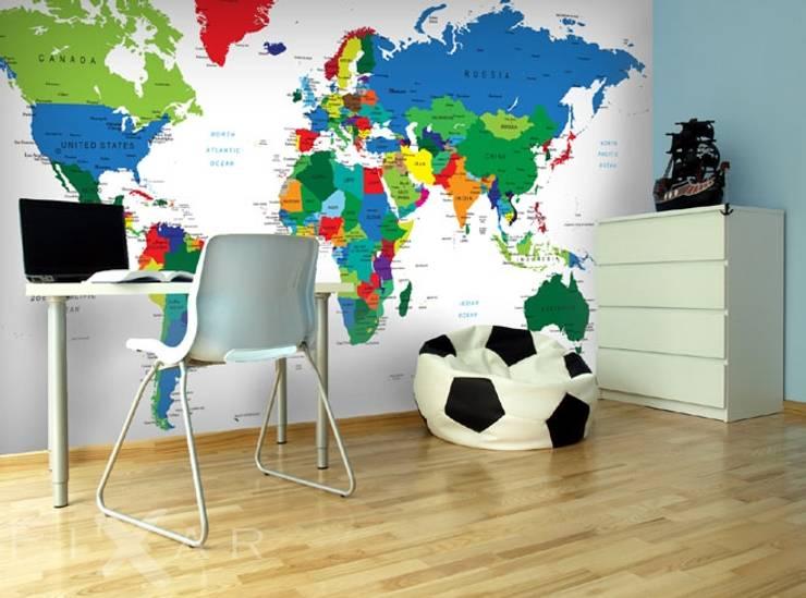 Habitaciones infantiles de estilo  por Fixar