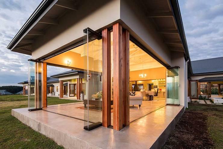 Casas de estilo  por AIRCLOS