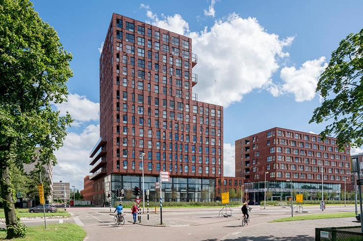 De Verkenner:  Huizen door Mei architects and planners