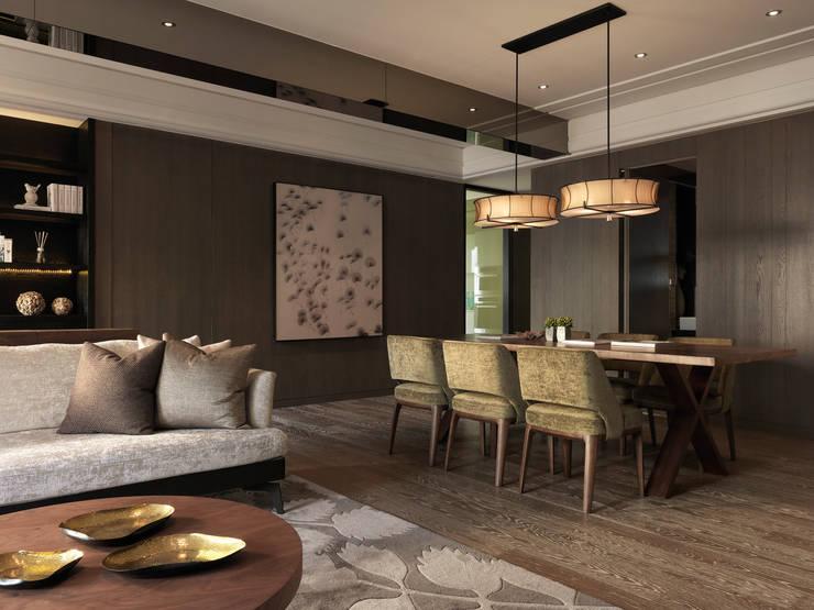 靜心文匯:  房子 by 大觀室內設計工程有限公司