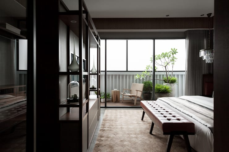 Kamar Tidur by 大觀室內設計工程有限公司
