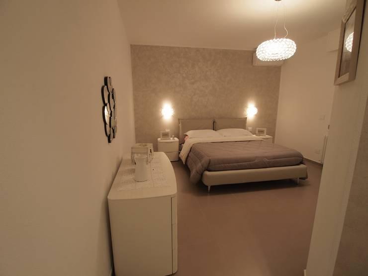 Bedroom by duedì - studio di progettazione