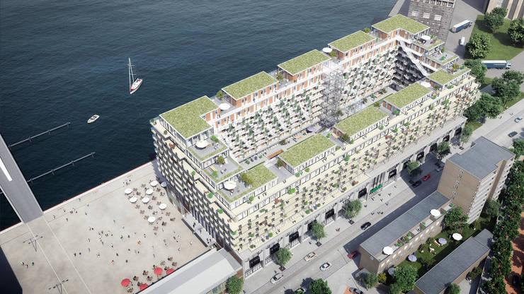 Fenix I:  Huizen door Mei architects and planners