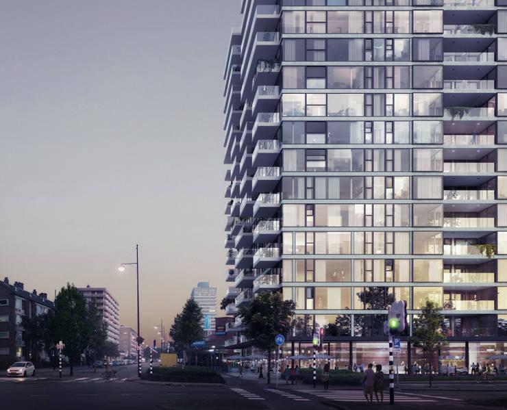 De Generaal:  Huizen door Mei architects and planners, Modern