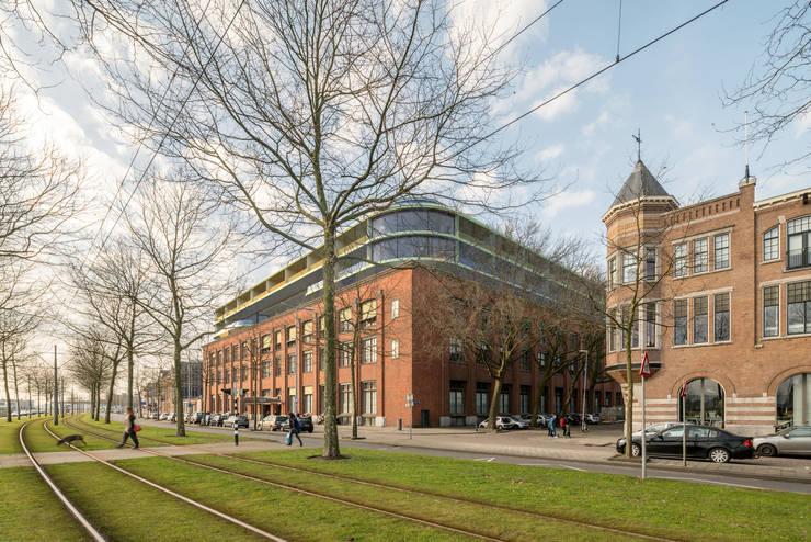 WEST507:  Huizen door Mei architects and planners