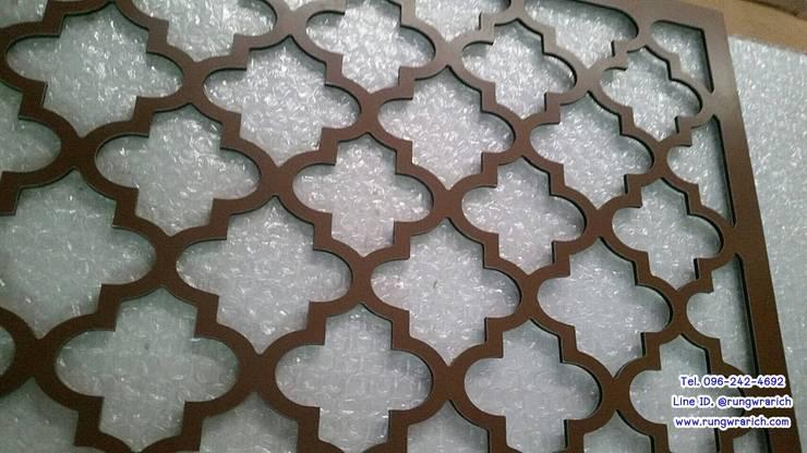 อลูมิเนียมคอมโพสิตสีน้ำตาล:   by บริษัท รุ่งวาริท จำกัด