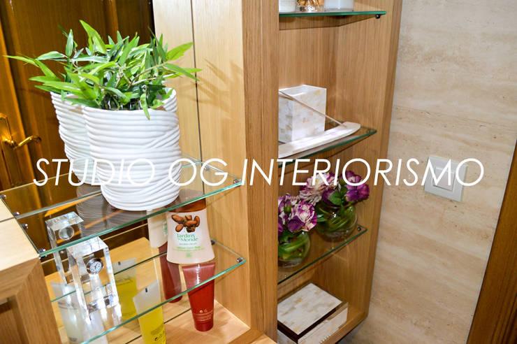 Baños de estilo  por STUDIO OG INTERIORISMO