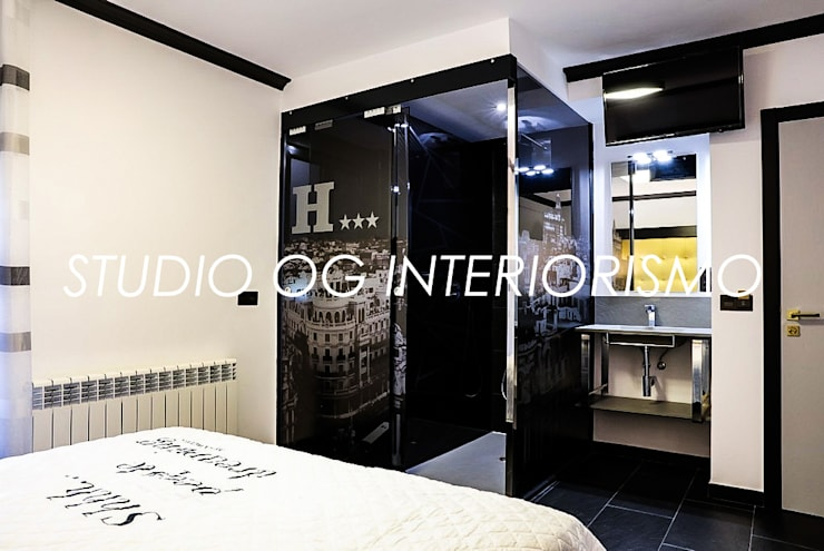 Hotels by STUDIO OG INTERIORISMO
