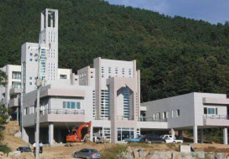 시민 침례교회 : (주)태림종합건설의  주택