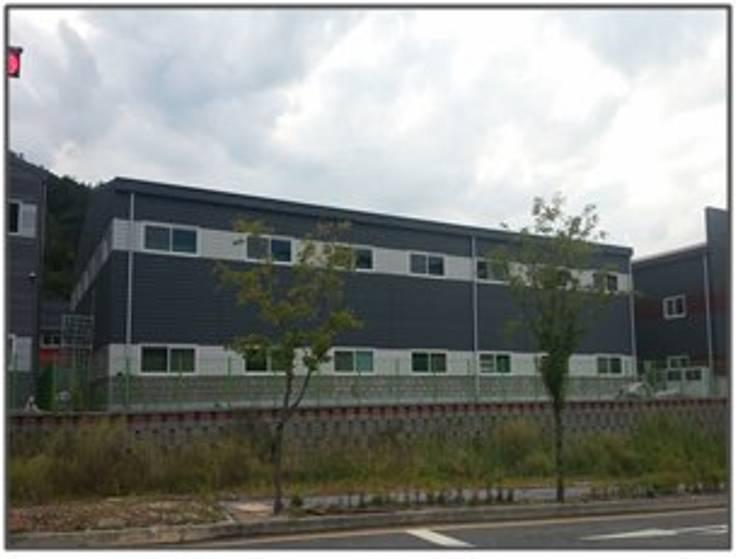 구도동  394-5번지, 394-6번지공장 : (주)태림종합건설의  주택