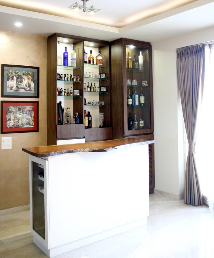 Park View Spa: modern Wine cellar by stonehenge designs