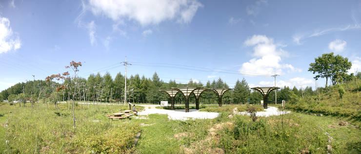 Another Forest (공공미술 프로젝트): Design Guild의  정원