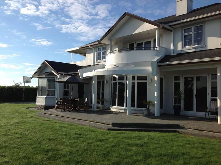 紐西蘭 T D:  房子 by 耀昀創意設計有限公司/Alfonso Ideas
