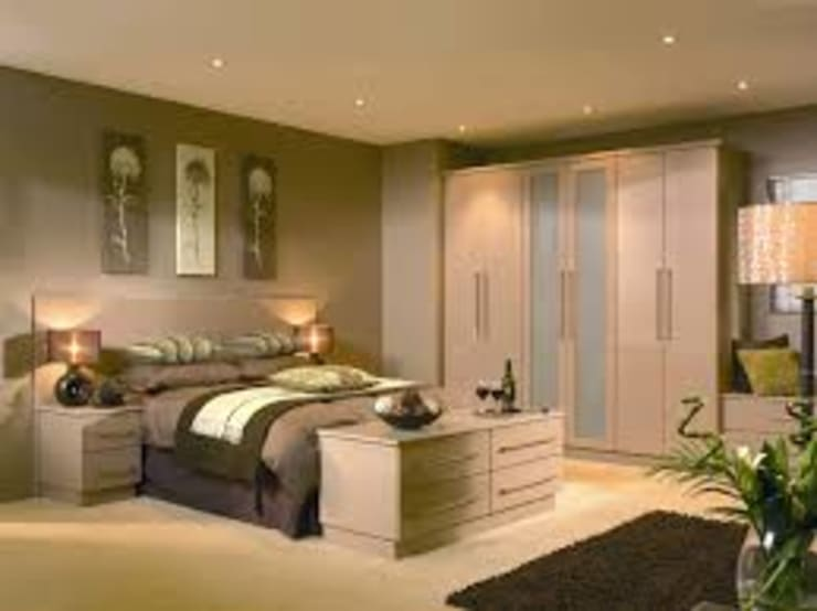 Cheap Bedroom Design Ideas By United Kitchens And Bedrooms Homify Magnificent Cheap Bedroom Design Ideas