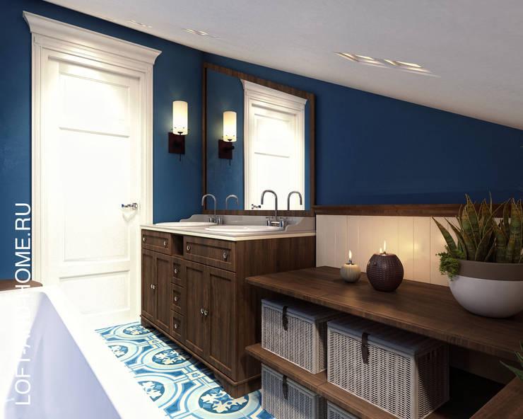 Banheiros  por Loft&Home