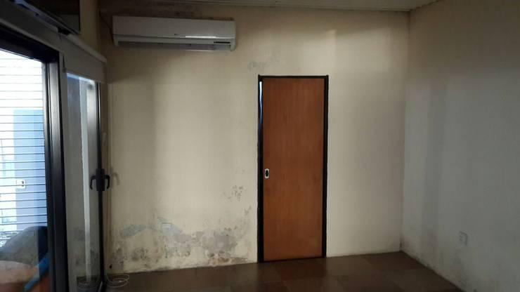 CIELORRASO ANTIHUMEDAD - REVESTIMIENTO ANTIHUEMDAD :  de estilo  por Seccoplac