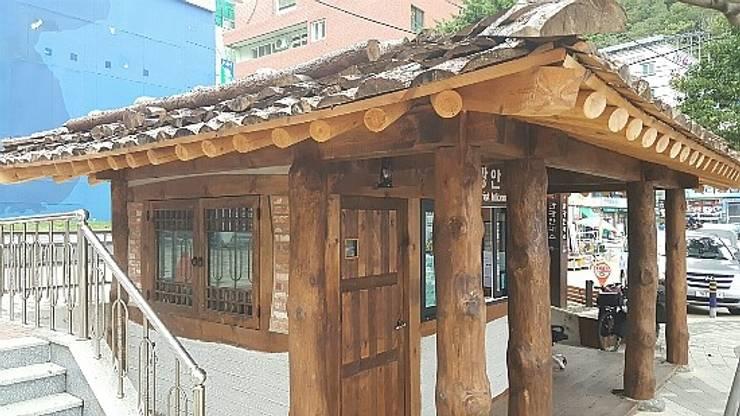 منازل تنفيذ 한국인테리어 (주)명인건설