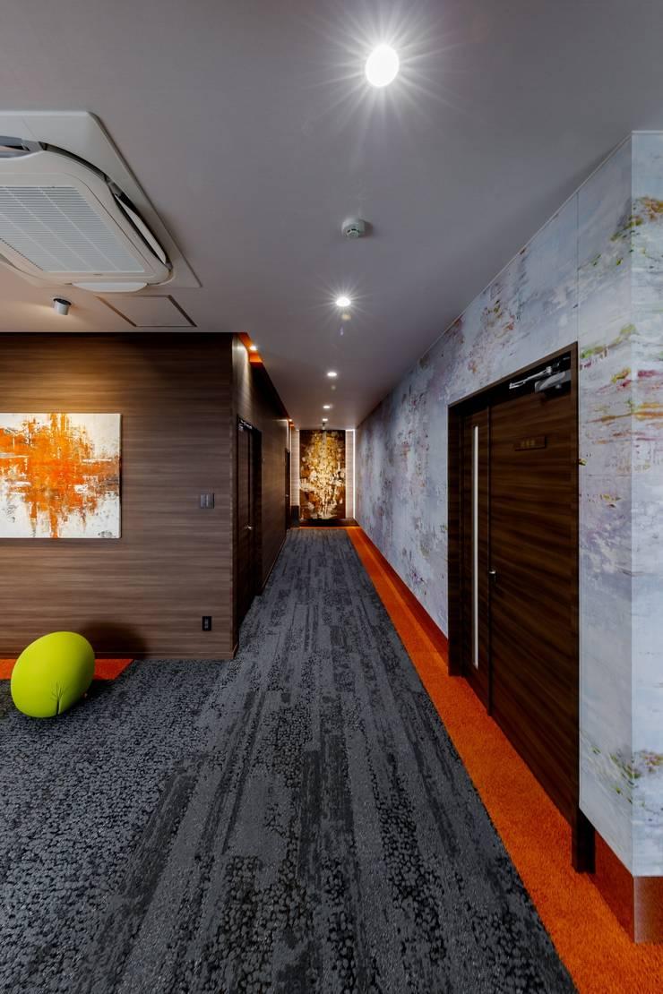 根據 株式会社Juju INTERIOR DESIGNS 隨意取材風 木頭 Wood effect