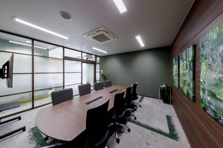 「自然がエネルギー」office U201dつながるu201dがキーワード : 株式会社Juju INTERIOR