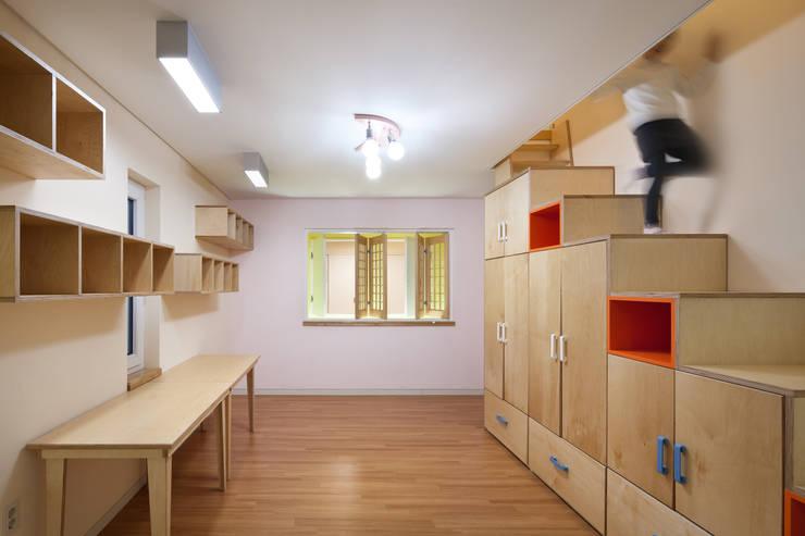 Ruang Multimedia by 남기봉건축사사무소