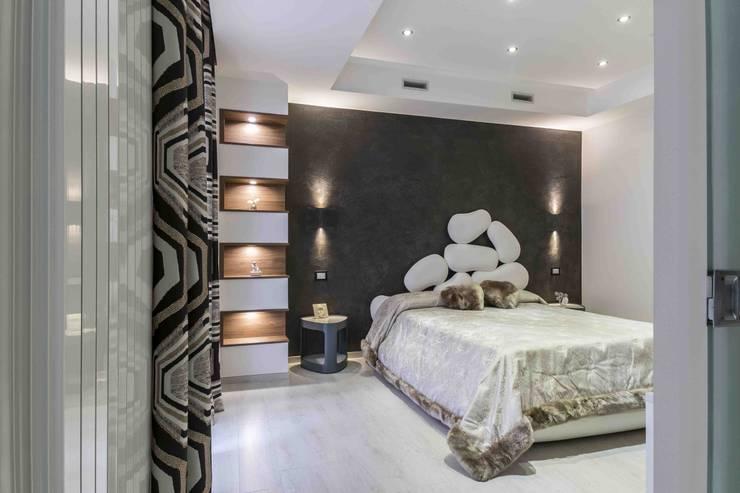 غرفة نوم تنفيذ ABBW angelobruno building workshop