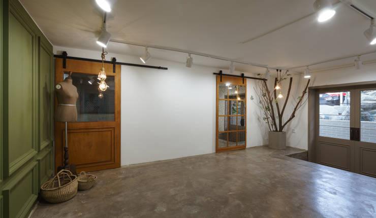 ho ' me 호메: 신나나프로젝트의  거실,