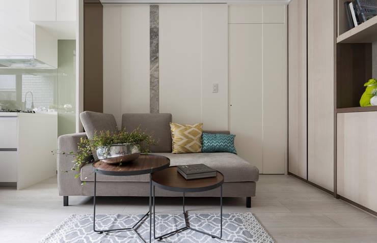Ruang Keluarga by 思為設計 SW Design