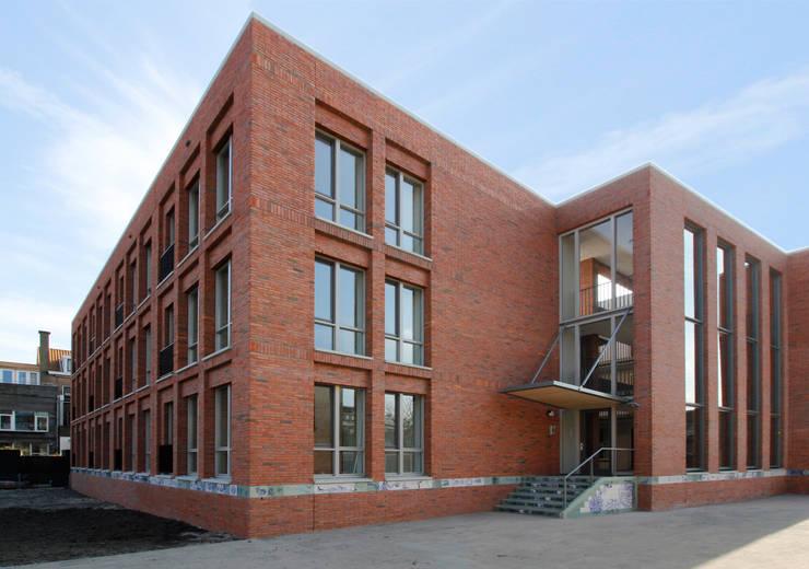 Uilebomen den Haag:  Ziekenhuizen door José den Hartog