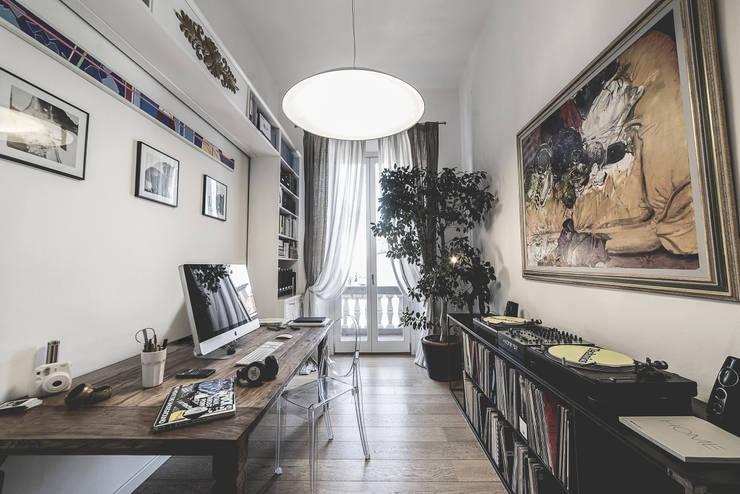 Study/office by MODO Architettura, Modern