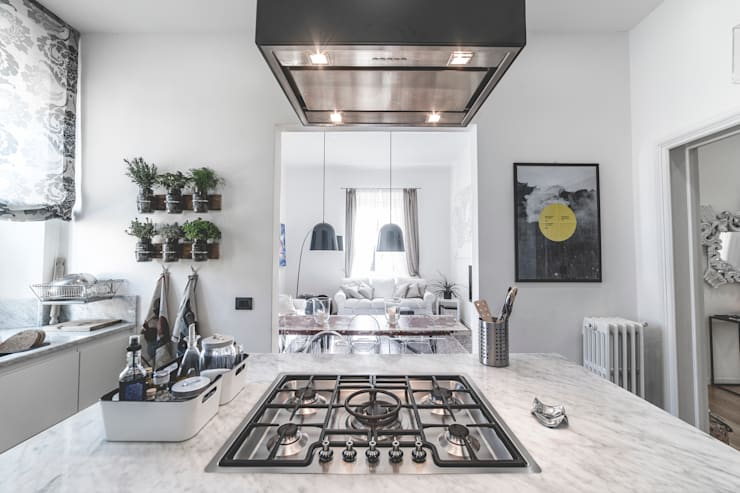 Dapur by MODO Architettura