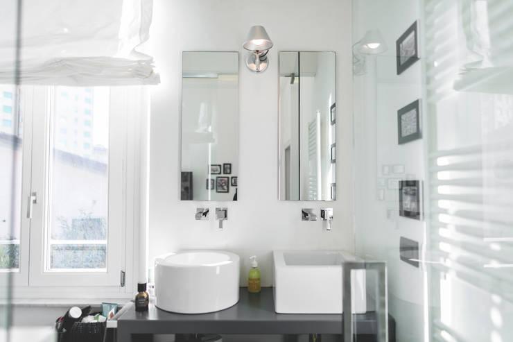 Ванные комнаты в . Автор – MODO Architettura