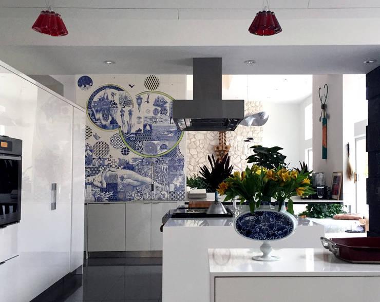 dream: eclectische Keuken door José den Hartog