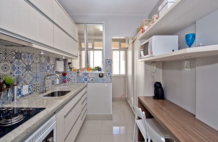 Keuken door Kris Bristot Arquitetura