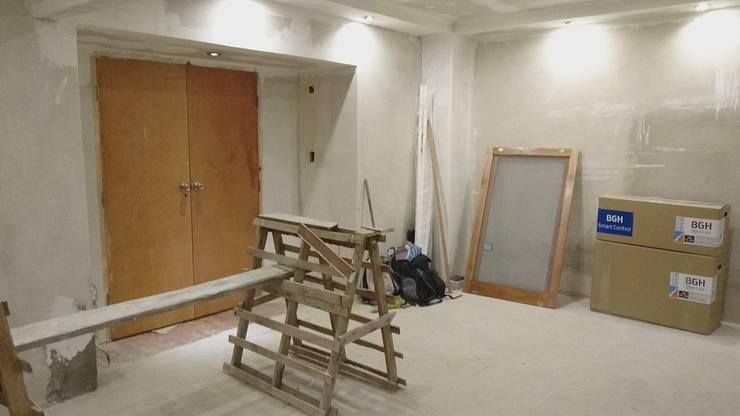 Proceso: Dormitorios de estilo  por Himis, Habis y Haim,