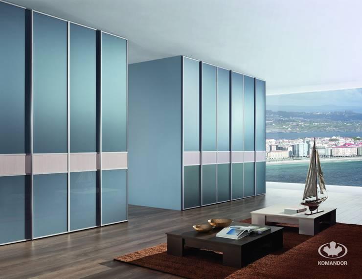 minimalist  by Komandor - Wnętrza z charakterem, Minimalist Glass