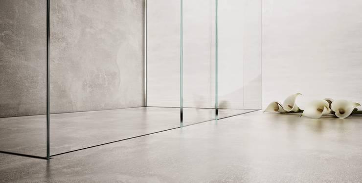 Piatti doccia di design di silverplat homify