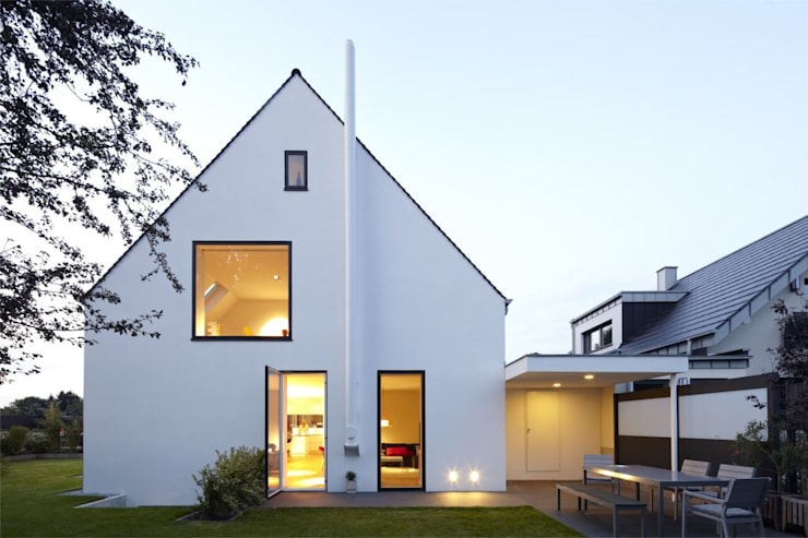 Houses by Falke Architekten