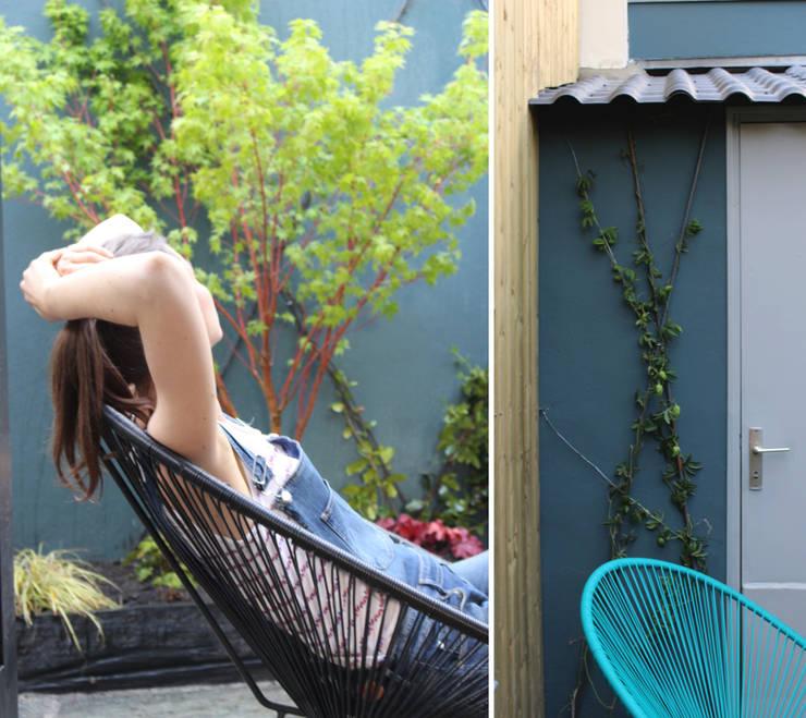 Détente au jardin: Jardin de style  par Constans Paysage