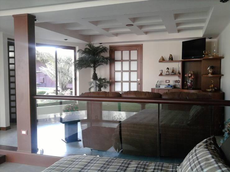 CABAÑA AZCONA: Casas de estilo  por FORMAS ARQUITECTURA