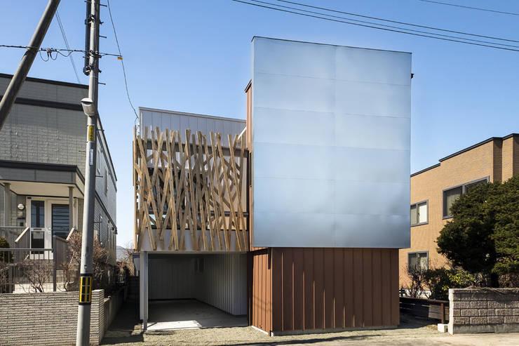 風みちの家: 一級建築士事務所 Atelier Casaが手掛けた家です。