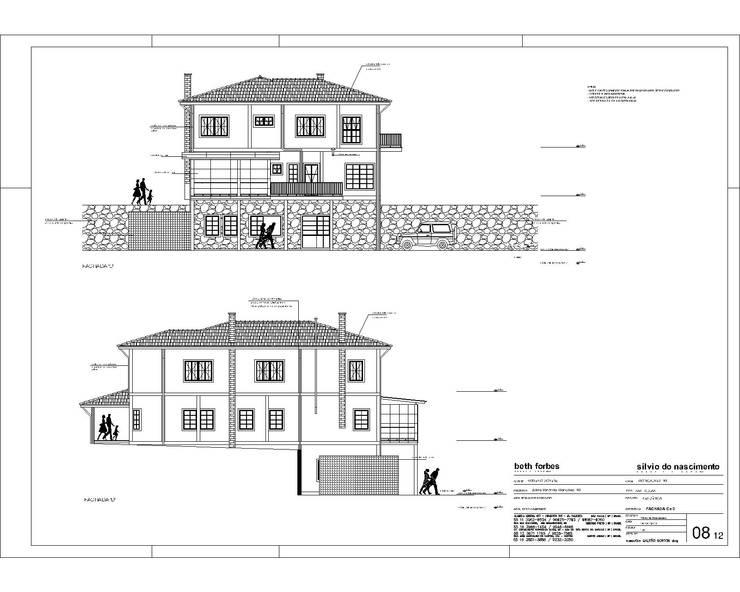 房子 by Studio + Arquitetura e Urbanismo
