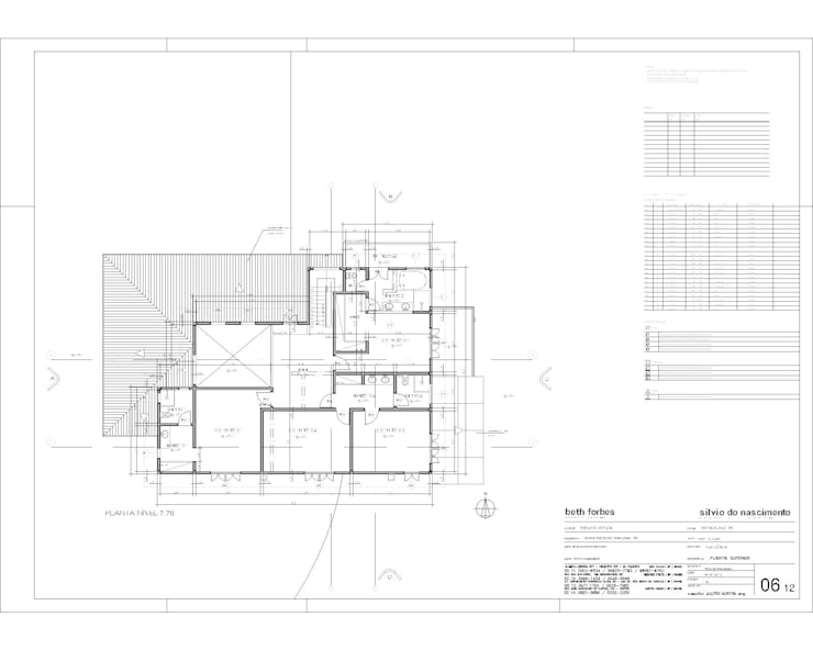 Nhà by Studio + Arquitetura e Urbanismo